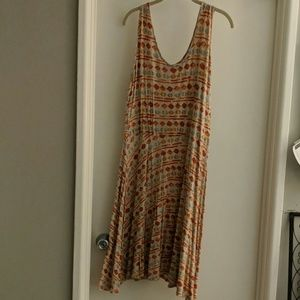 American Rag Patterned Dress